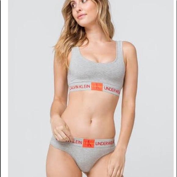 ba035c6c5e5a Calvin Klein Underwear Intimates & Sleepwear | Calvin Klein Grey ...